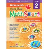 Advanced Complete Mathsmart Grade 2