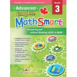 Advanced Complete Mathsmart Grade 3