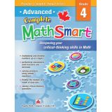 Advanced Complete Mathsmart Grade 4