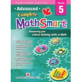 Advanced Complete Mathsmart Grade 5