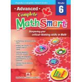 Advanced Complete Mathsmart Grade 6