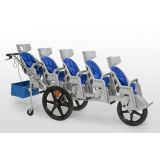 Runabout Strollers - 5-Seater Minivan