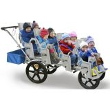 Runabout Strollers - 8-Seater Minivan