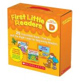 First Little Readers - Level D for PreK-2