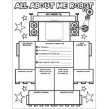 All About Me Robot