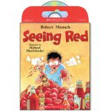 Seeing Red (Book & CD)