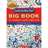 Can You See What I See?: Big Book of Search and Find