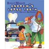 Robert Munsch Book and CD - Loose Tooth