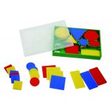 Attribute Blocks Desk Set 60 pc