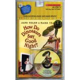 Book and CD- How Do Dinosaurs Say Goodnight?