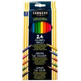Coloured Pencils 24 Pack