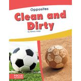 Clean And Dirty-Opposites