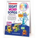 Slight Word Songs Flip Chart and CD