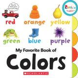 My Favourite Book Of Colours