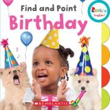 Find and Point Birthday - Rookie Toddler