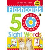 50 Sight Words Flashcards