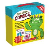 First Little Comics Classroom - Parent Pack Levels A & B  (20 Titles) Gr.PK-2