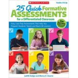 25 Quick Formative Assessments, 2Nd Ed