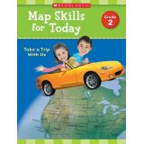 Map Skills For Today Gr.2