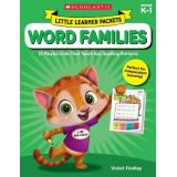 Little Learners Packets: Word Families