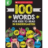 100 Words For Kids To Read Gr.K