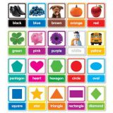 Color & Shapes In Photos Bulletin Board