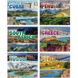 Let's Look at Countries Set of 6 Books
