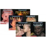 Baby Faces Board Book Series (Set of 6)