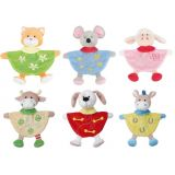 Beleduc My First Animal Hand Puppet Set of 6
