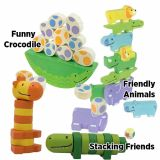 Beleduc Friendly Animals- Set of 3