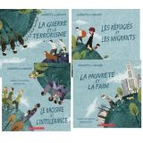 Enfants Du Monde Series (Set of 4)