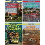 Learn about Rural Life series set of 4