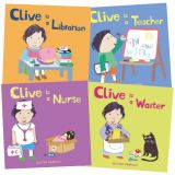 Clive's Jobs - Set of All 4 Books