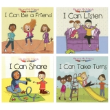 Me And My Friends Series (Set of 4)