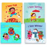I See… Series - Set of 4 Books
