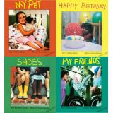 Talk-About Board Book Series (Set of 4)