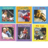 Talk-About Family Library Series (Set of 6)