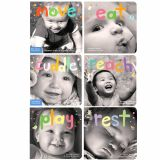 Set Of 6 Happy Healthy Baby Books