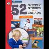 52 Weekly Stories About Canada Gr. 4–5