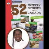 52 Weekly Stories About Canada Gr. 7–8