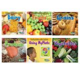 Healthy Eating With My Plate (6 Books)