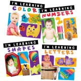 I'm Learning Series Set of All 4 Books