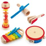 Set of All 4 Musical Instruments