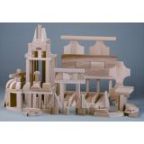 Unit Blocks Junior Set (130 Pieces)
