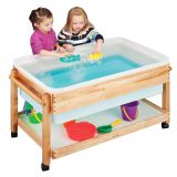 Large Sand/Water Table- School Age 26 (White)