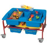 Sand and Water Sensory Centre Primary Colours