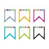 Color Harmony Pennants Accents