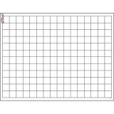 Wipe-Off® Charts - Graphing Grid