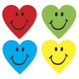Heart Smiles Stickers