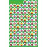 Bake Shop Cupcakes Stickers